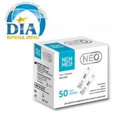 Тест-смужки Neo №50 (NewMed)