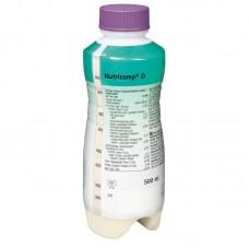 Нутрікомп Д (Діабет) Нейтральний B.Braun у пластиковій пляшці (500 мл)