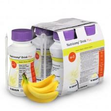 Нутрідрінк Плюс B.Braun зі смаком банану (200 мл)