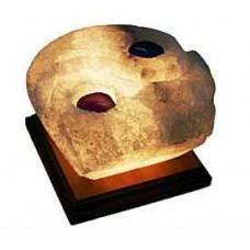 """Сольова лампа """"Інь-Янь"""" (керам) 4,3кг"""