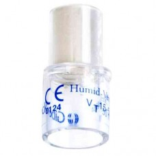 Тепло- та вологообмінник HUMID-VENT Mini для новонароджених, конектор 15 мм вн. Діам. Х 15 мм зовн.