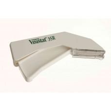 Шкірний степлер Visistat стандартний заряджений сталевими скобами стандартного розміру у кількості